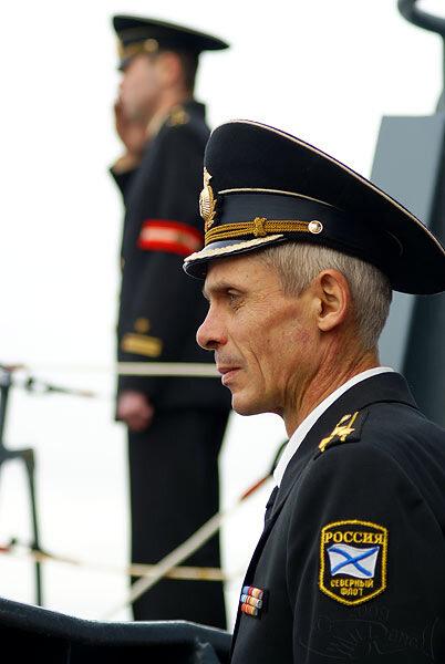 «Otto Sverdrup» в Североморске