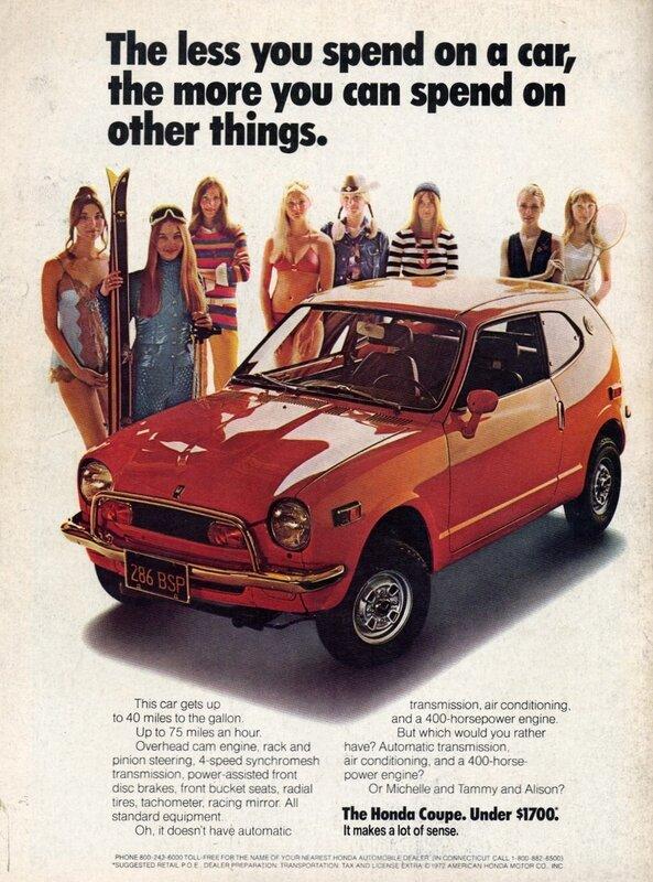 The Honda Coupe