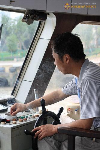 Пудун и река Хуанпу
