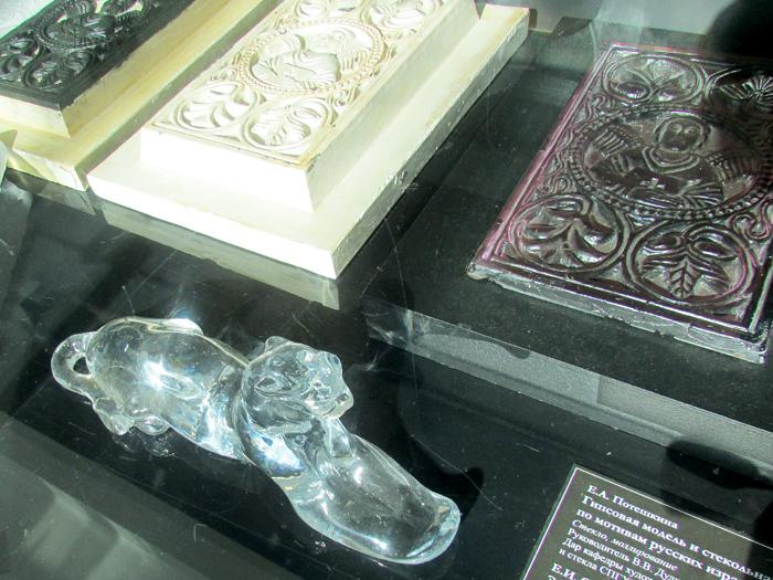 музей стекла на Елагином