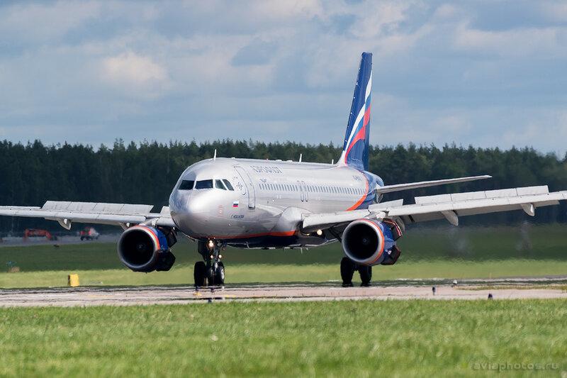 Airbus A320-214 (VQ-BAX) Аэрофлот 0059_D803063