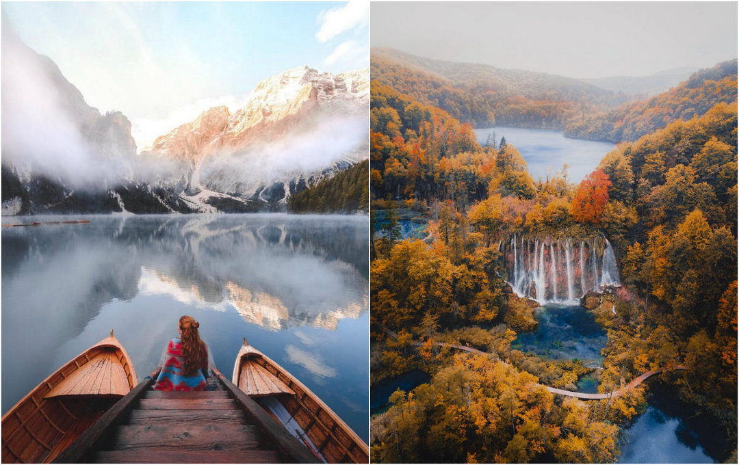 Beautiful pictures from Jordan Hammond's travels