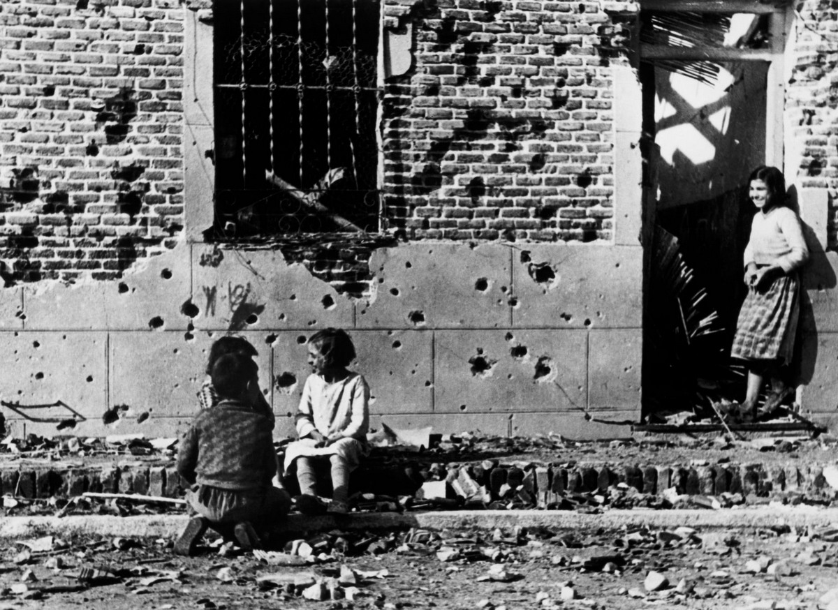 Военные конфликты последних 100 лет