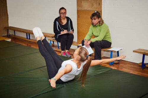 Олимпиада по физической культуре в гимназии №38. День первый и второй