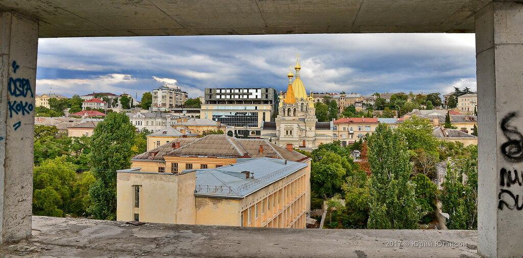 Севастополь в галерее современного искусства