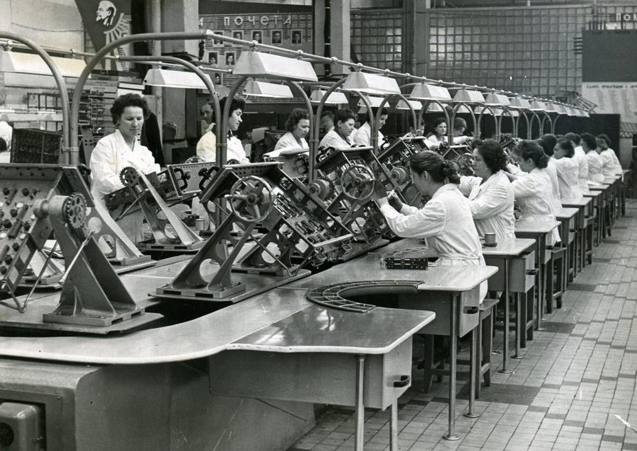 33-й цех МРТЗ, 1969 год