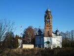 Церковь Спаса Преображения в Бортниково