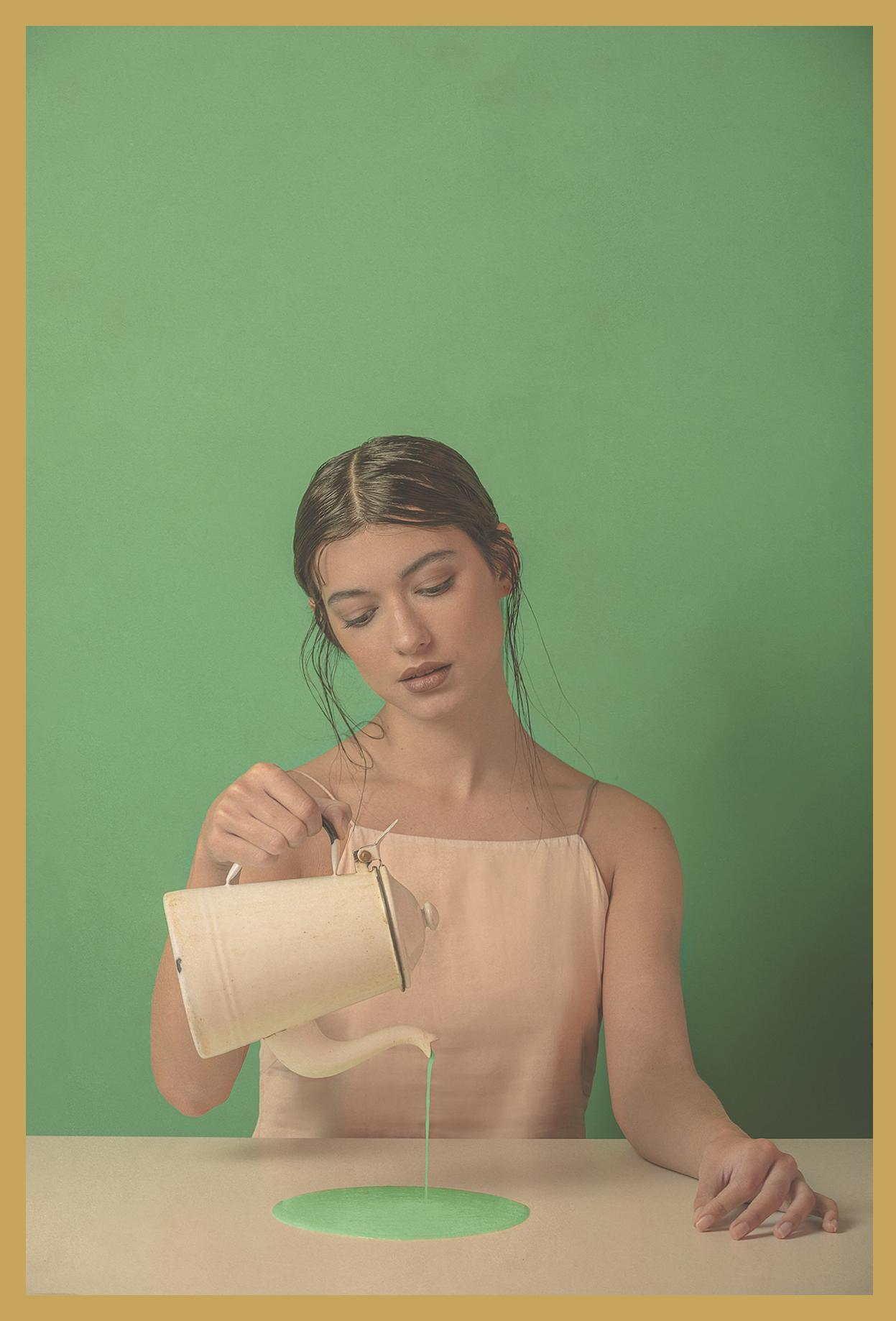 Andrea Tivadar для Le journal du Mornet / фото Ardila C