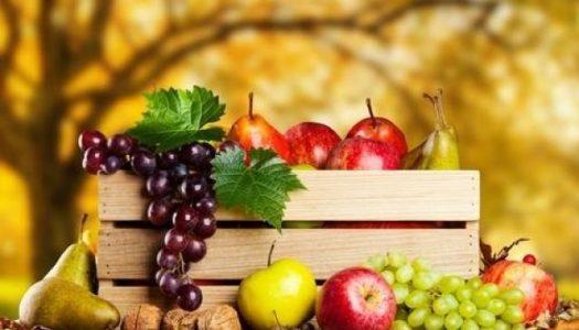 1 ноября. Всемирный день вегана. Фрукты для вегетарианцев
