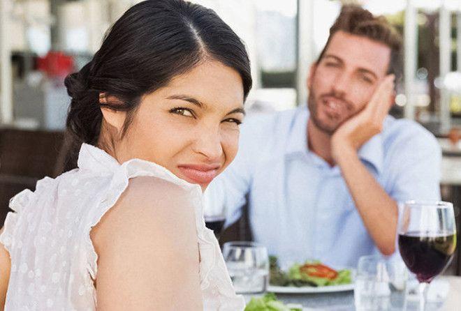Кто не целуется, тот не ест! 5 реальных историй об ужасных свиданиях (1 фото)
