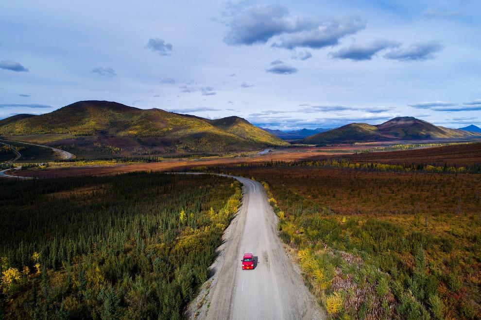 5. «Вы заехали слишком далеко на север». (Фото Jim Lo Scalzo):