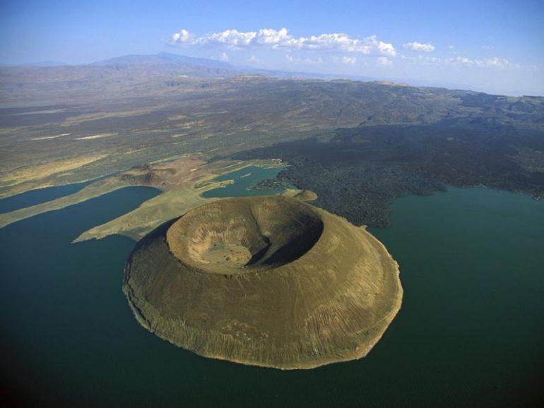 «Безвозвратный» остров (1 фото)