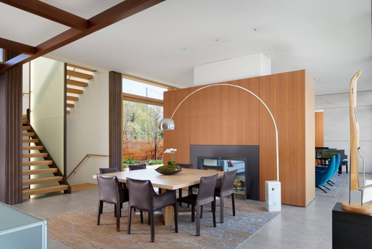 St. Joseph Residence by Wheeler Kearns Architects