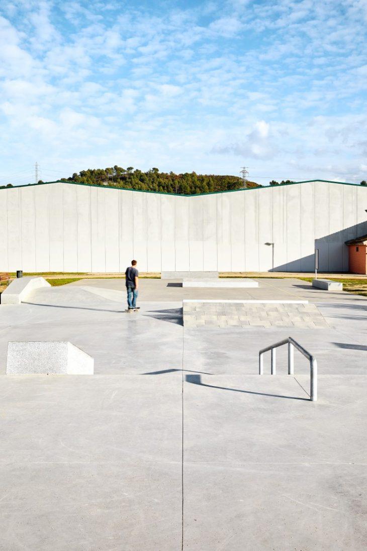Navarcles Skateplaza by PMAM
