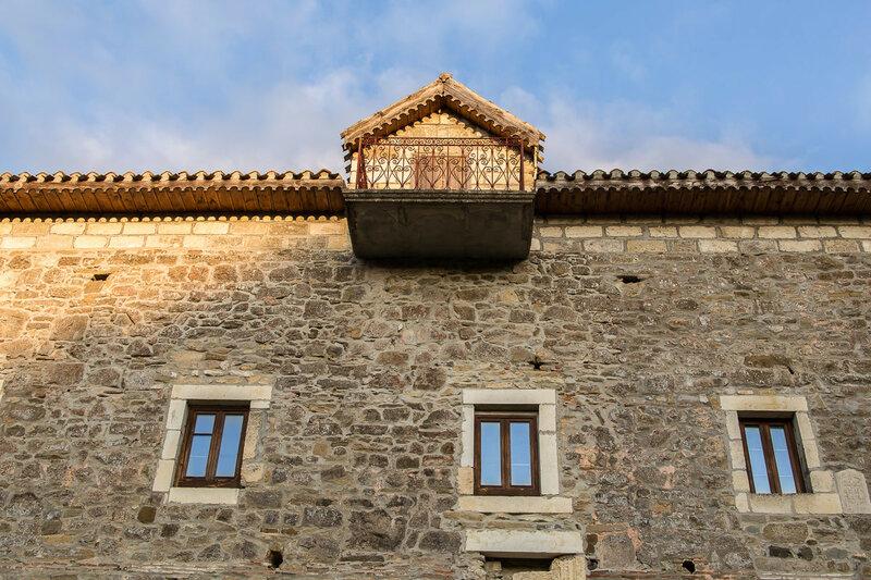 Комнаты для гостей и паломников в Сурб-Хаче