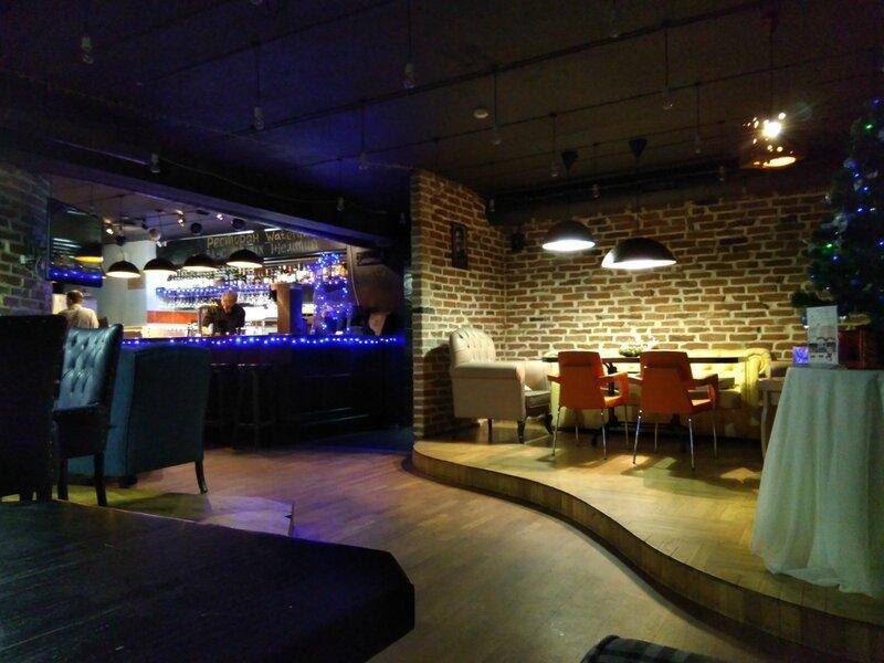 Ресторан гостиничного комплекса Wardenclyffe Volgo-Balt, Вытегра