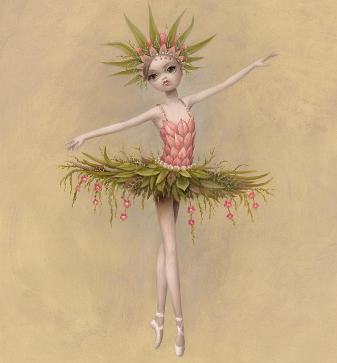 "Upcoming: Mark Ryden x American Ballet Theatre – ""Whipped Cream"" (4 pics)"