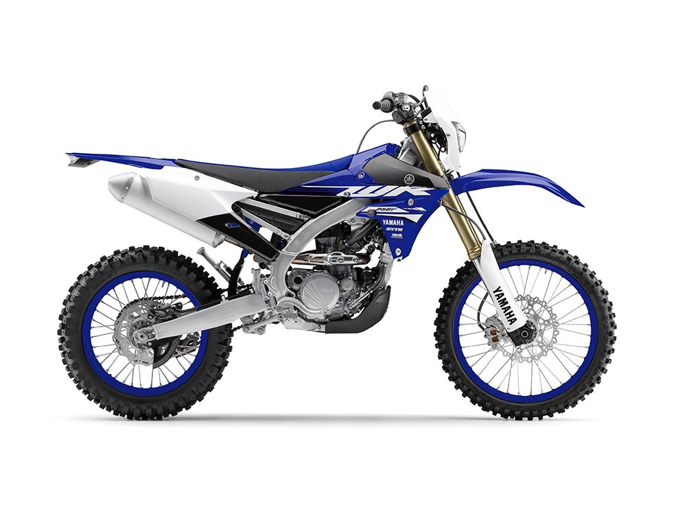 Эндуро Yamaha WR250F / WR450F 2018