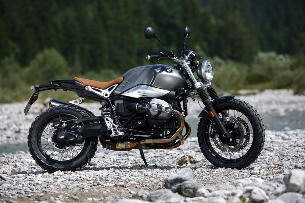 BMW R nineT отзывают из-за проблем с маятником
