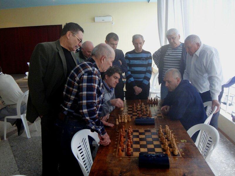 В станице Выселки. На шахматных соревнованиях (11).JPG