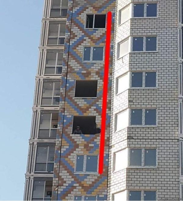 Вот так и покупай квартиры в новостройках...