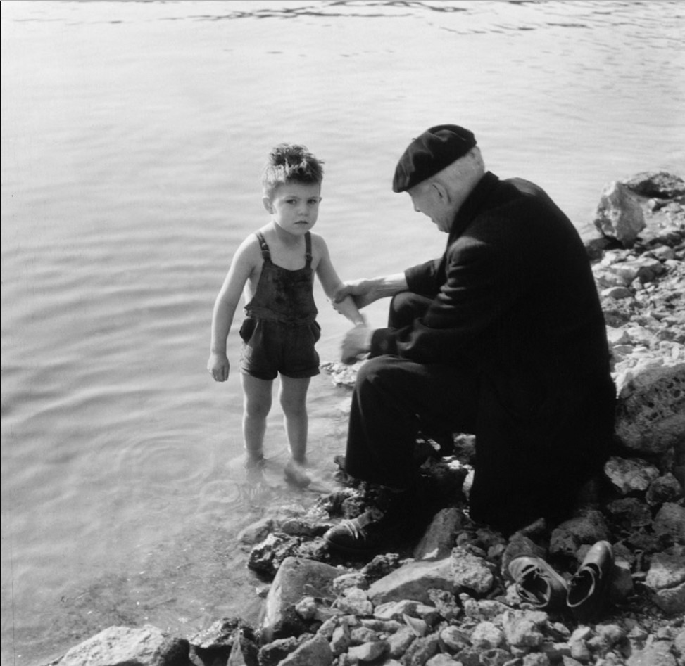 1946. Праздники в Париже