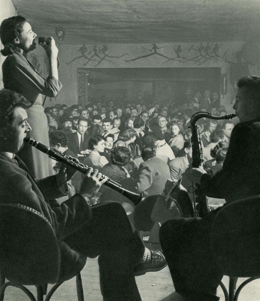 1952. La Rose Rouge