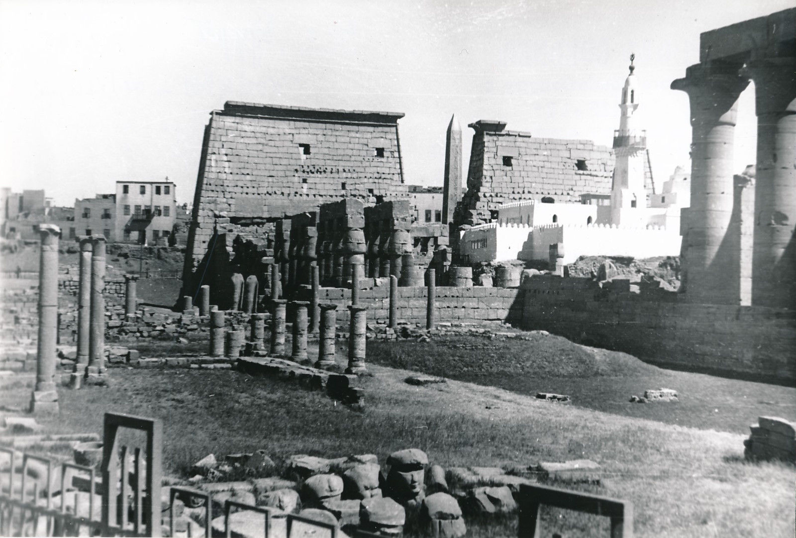 Луксор. Храм Амона