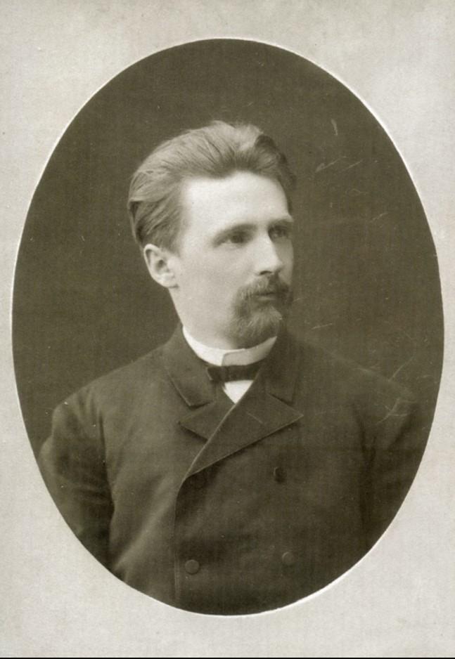 Андрей Николаевич Хардин, присяжный поверенный