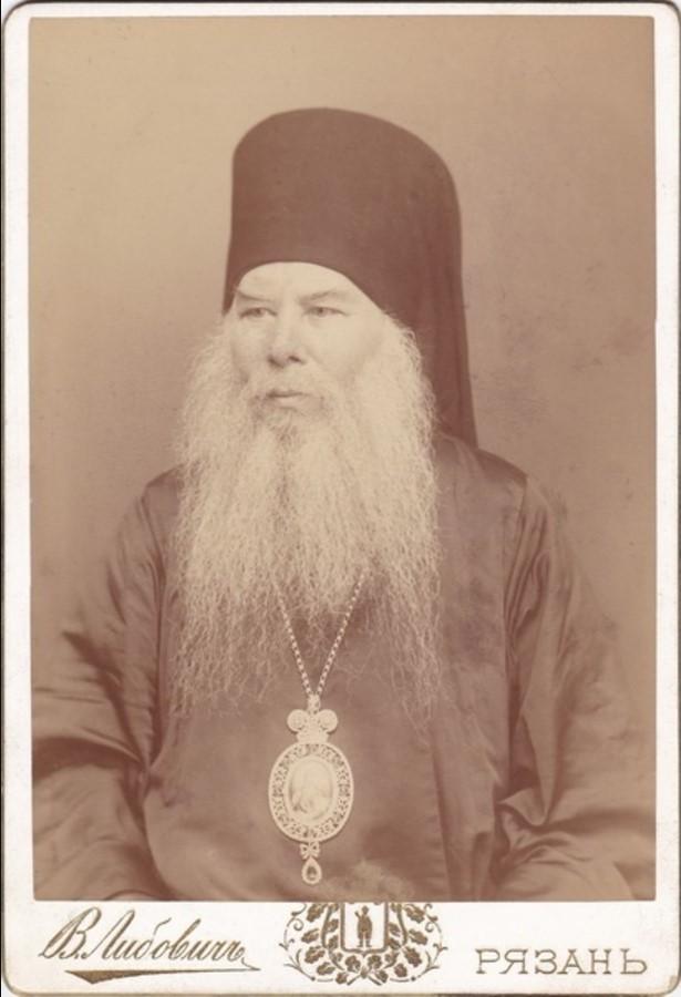 Архиепископ Рязанский и Зарайский Феоктист
