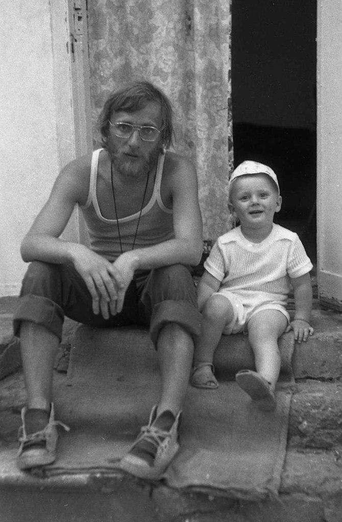 Крым. Коктебель. 1981
