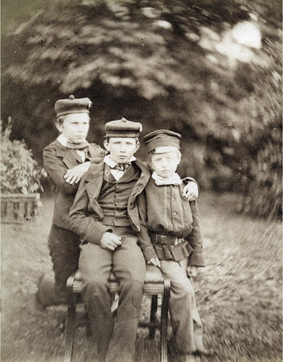 1850. Мальчики