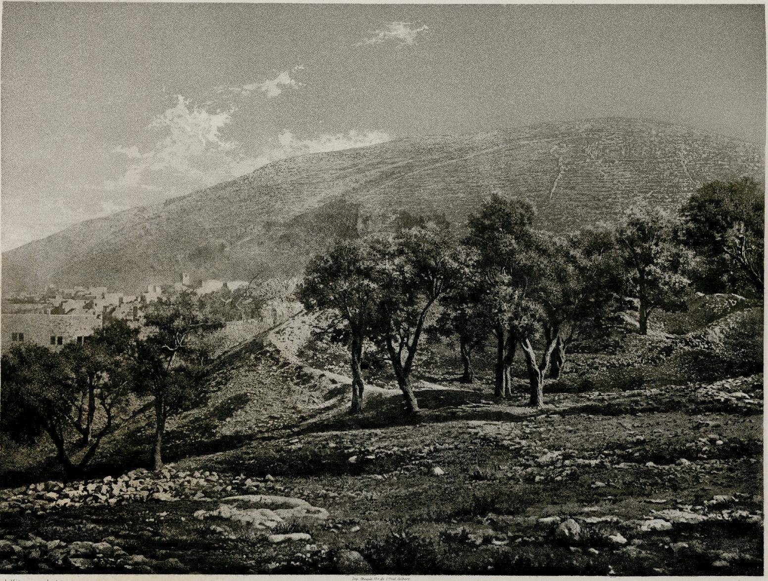 21. Шхем. Гора Гаризим
