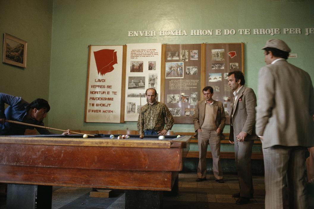1990 Albania Saranda. Sports and Social club.jpg