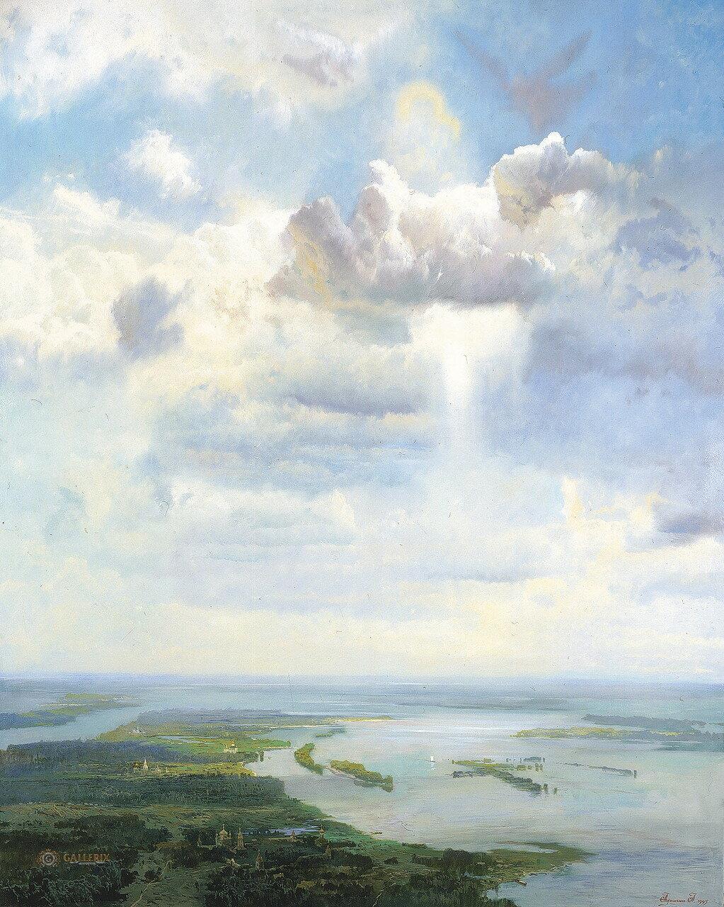 Афонин Александр: Небо Святой Руси