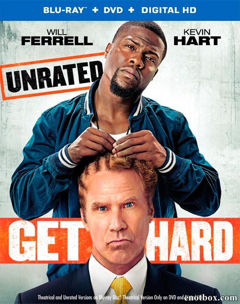 Крепись! / Get Hard (2015/BDRip/HDRip)