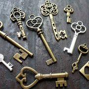 К чему падают ключи?