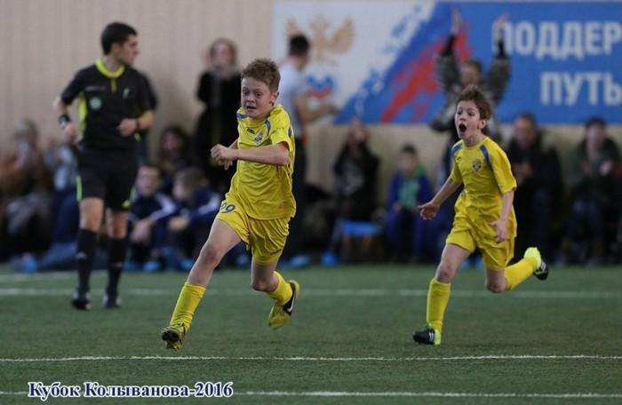 Кубок Игоря Колыванова - 2016. Игроки 2006 года рождения.