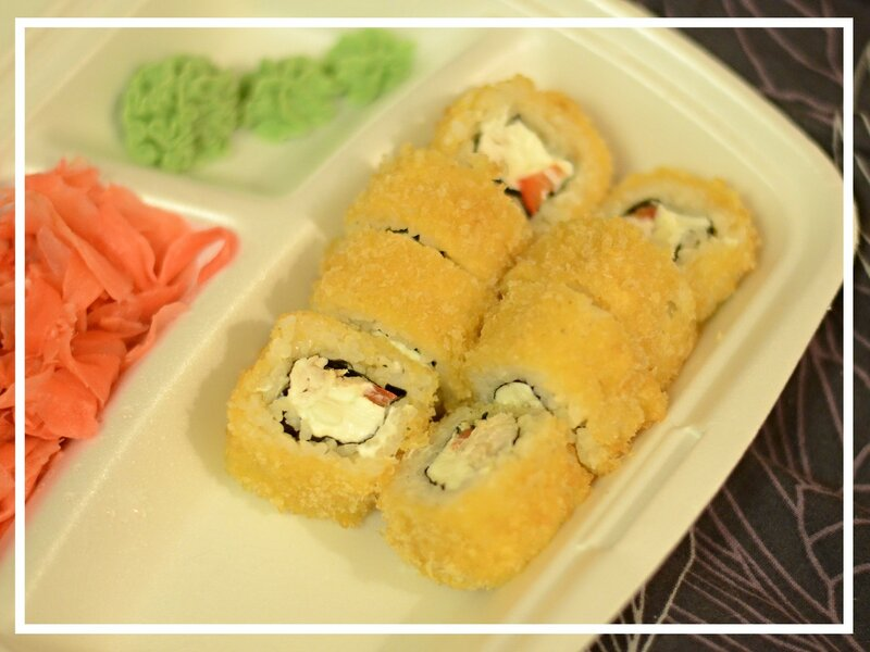 Роллы Sushi Light