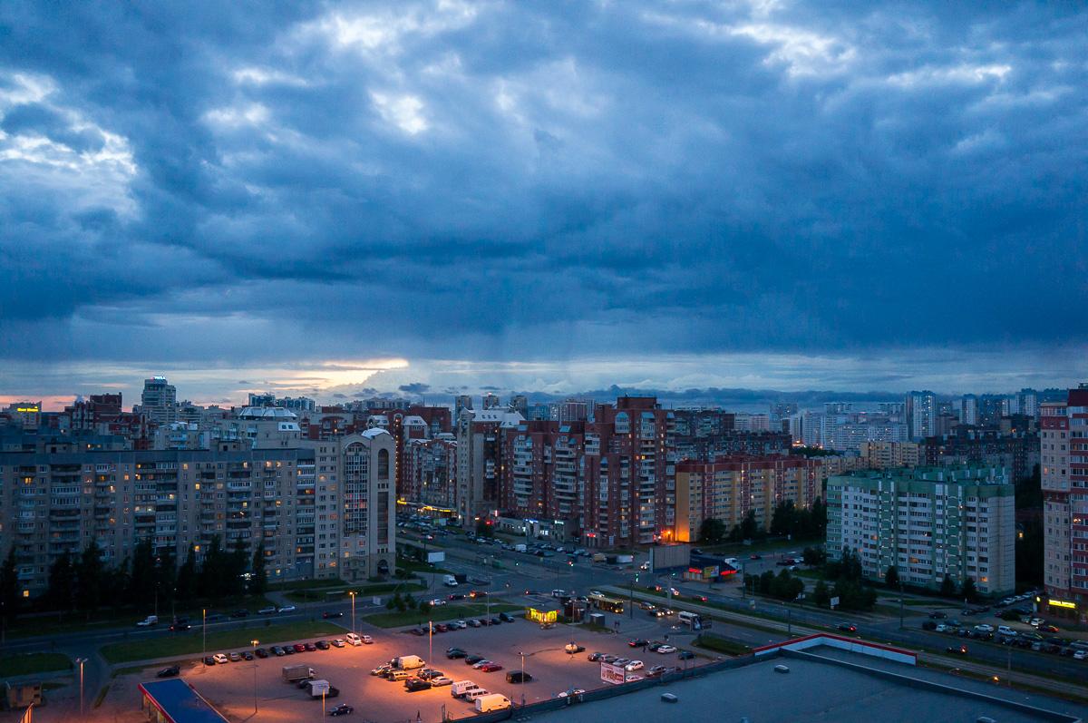 Кольцевая автодорога (Санкт-Петербург) 18