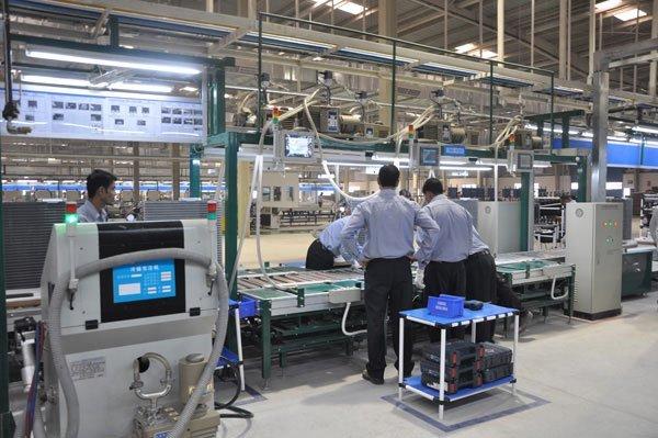 завод бытовой техники Midea
