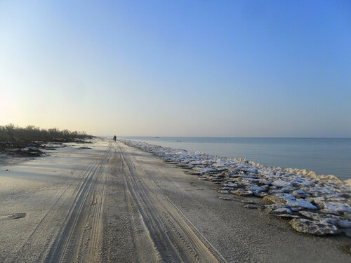 Полоса ледяная у воды ... SAM_5215.JPG