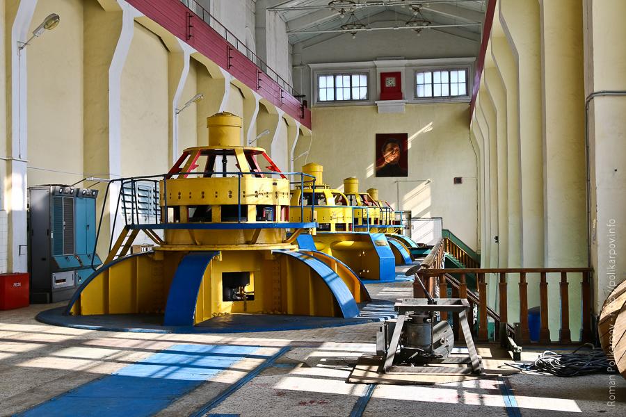 0 cc914 8d2eebc6 orig Нива ГЭС 2   первая станция в Мурманской области