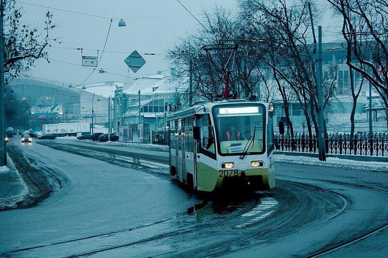 Москва 2009-02-07
