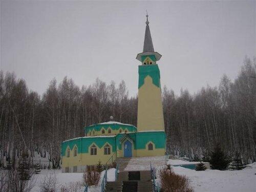 мечеть г. Учалы