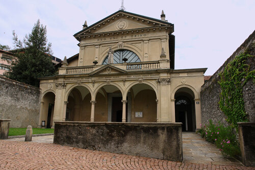 Церковь в тихом месте