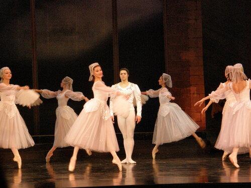 "Балет ""Лебединое озеро"". Танец невест"