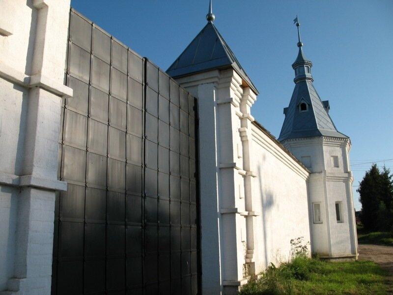 Никитский монастырь, Москва-Переславль-Залесский