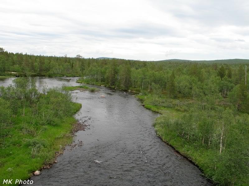 Река Лебяжка