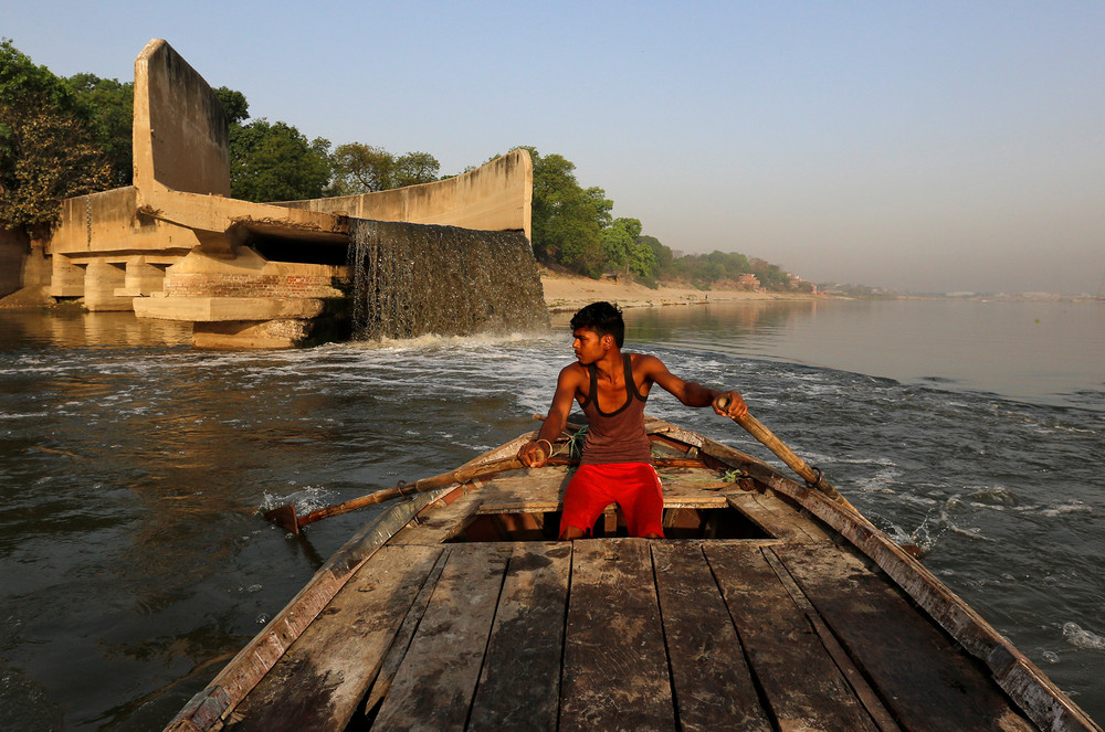 Увлекательные кадры из Индии